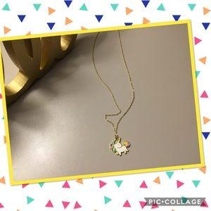 Other - Girls unicorn necklace